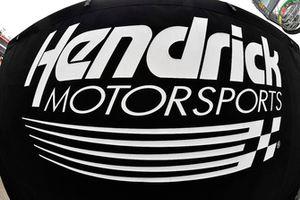 Alex Bowman, Hendrick Motorsports, Chevrolet Camaro Valvoline logo