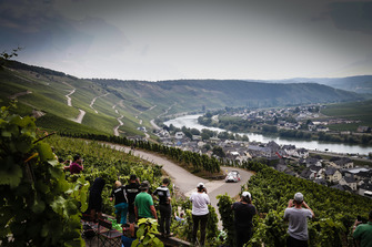 Rally Germany atmosphere