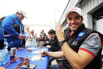 #28 IDEC Sport Racing Ligier JSP217 - Gibson: Memo Rojas