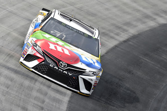 Kyle Busch, Joe Gibbs Racing, Toyota Camry M&M's White Chocolate
