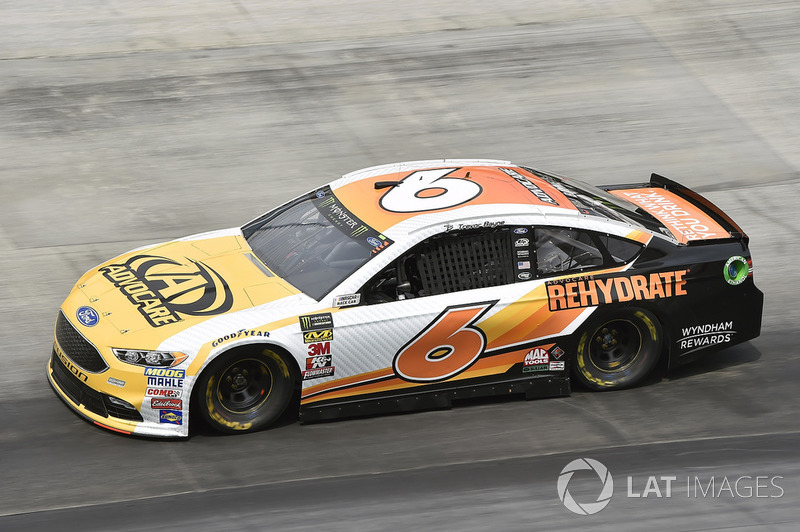 23. Trevor Bayne, Roush Fenway Racing, Ford Fusion AdvoCare Rehydrate