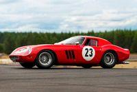 Ferrari 250 GTO subasta