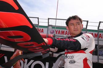 道上龍(#34 Modulo KENWOOD NSX GT3)
