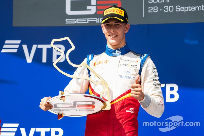 C'est également la première victoire de Campos Racing depuis plus d'un an