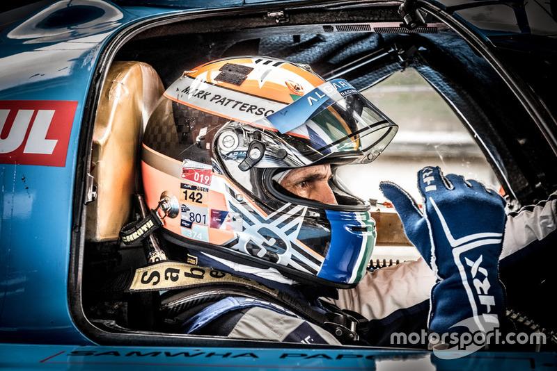 #25 Algarve Pro Racing Ligier JSP217 - Gibson: Mark Patterson