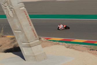 Marc Marquez, Repsol Honda Team, Marquez corner