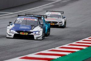 Philipp Eng, BMW Team RBM, BMW M4 DTM. James Gasperotti