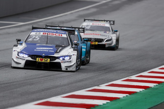 Philipp Eng, BMW Team RBM, BMW M4 DTM. James Gasperotti