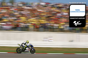 Valentino Rossi, Yamaha, San Marino GP Tata Communications feature