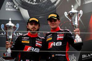 Podio: #2 Belgian Audi Club Team WRT Audi R8 LMS: Will Stevens, Dries Vanthoor