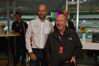 Nigel Roebuck, Journalist at F1 Hall of Fame