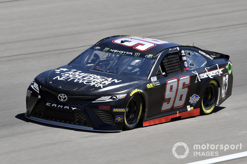 35. Jeffrey Earnhardt, Gaunt Brothers Racing, Toyota Camry American Soldier Network / Xtreme Concepts
