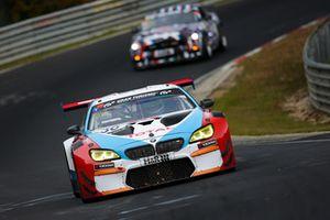 #36 Walkenhorst Motorsport BMW M6 GT3: David Pittard, Andreas Ziegler, Anders Buchardt