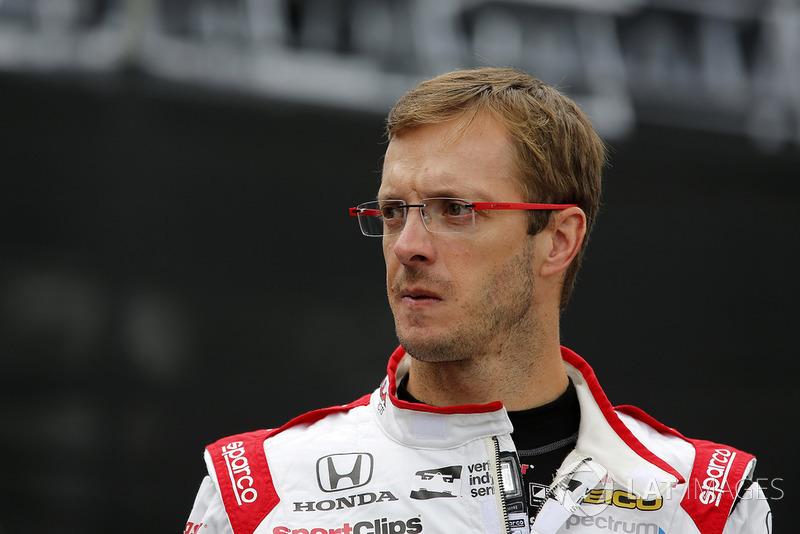 №18: Себастьен Бурдэ, Dale Coyne Racing Honda