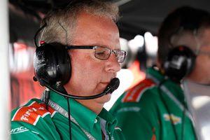 Alfonso Celis, Jr., Juncos Racing Chevrolet, Tom Brown