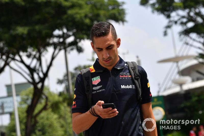 Sebastien Buemi, Red Bull Racing, Red Bull Racing
