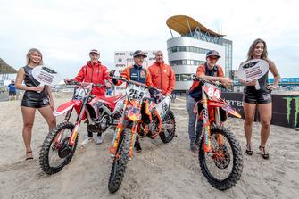 Presentatie Motocross of Nations 2019 met Calvin Vlaanderen, Glenn Coldenhoff en Jeffrey Herlings