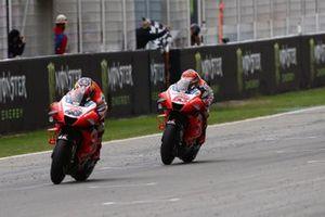 Jack Miller, Pramac Racing , Francesco Bagnaia, Pramac Racing