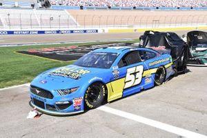 #53: Josh Bilicki, Rick Ware Racing, Ford Mustang