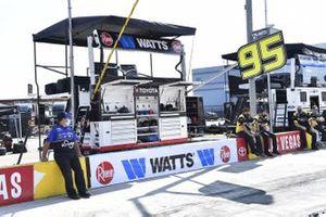 #95: Christopher Bell, Leavine Family Racing, Toyota Camry Rheem/Watts
