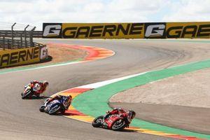 Scott Redding, Aruba.it Racing Ducati, Michael van Der Mark, Pata Yamaha, Michael Ruben Rinaldi, Team Goeleven