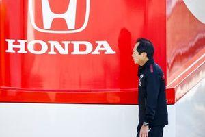 Toyoharu Tanabe, technisch directeur Honda F1