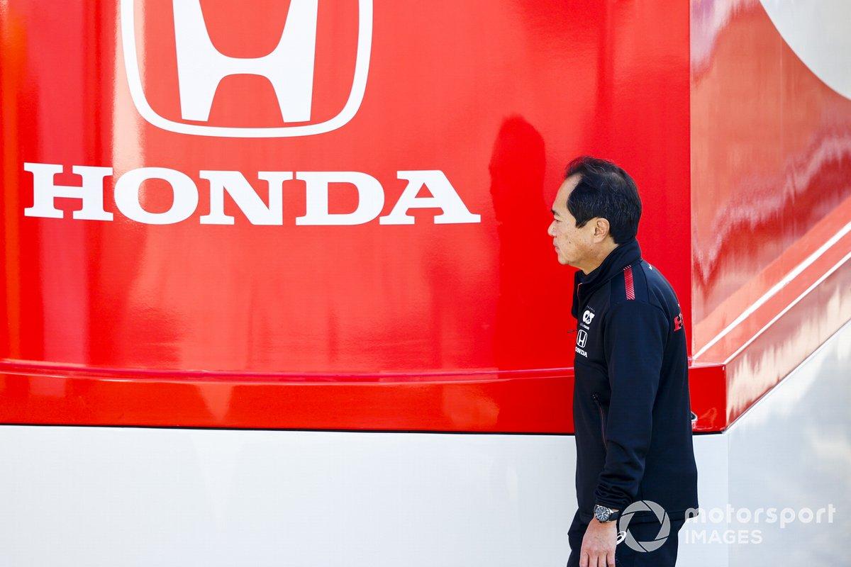 Тойохару Танабе, технический директор, Honda F1