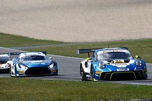 #91 Joos Sportwagentechnik Porsche 911 GT3 R: Michael Joos, Julien Andlauer