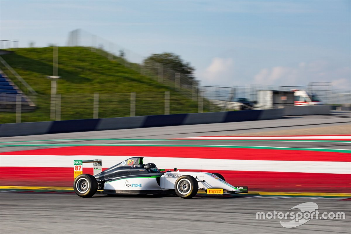 Oliver Bearman, US Racing