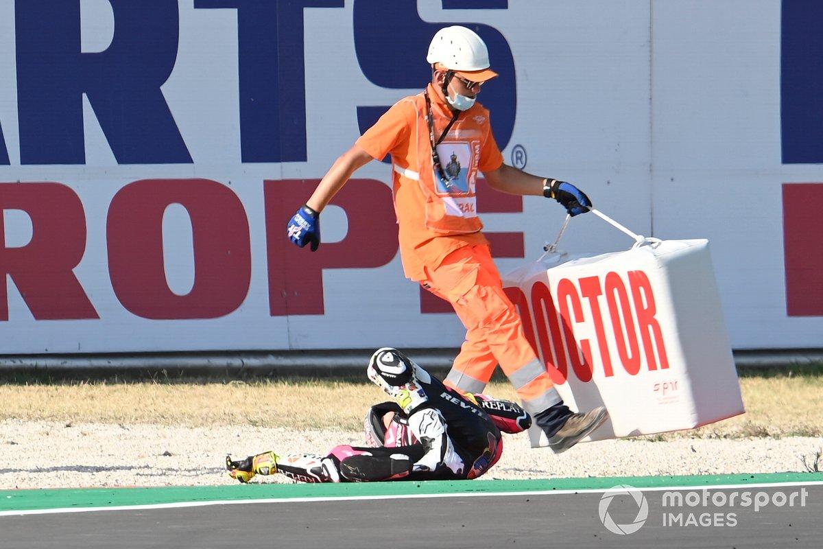 Filip Salac, Snipers Team crash