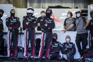 Meccanici del team Rebellion Racing