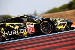 #60 Iron Lynx Ferrari F488 GTE EVO: Claudio Schiavoni, Sergio Pianezzola, Andrea Piccini