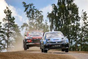 Johan Kristoffersson, Kristoffersson Motorsport, Niclas Gronholm, GRX Taneco