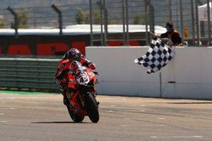 Race winner Scott Redding, Aruba.it Racing Ducati