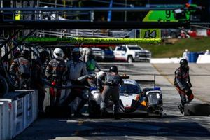 #8 Tower Motorsport by Starworks ORECA LMP2 07, LMP2: John Farano, Mikkel Jensen, Job van Uitert