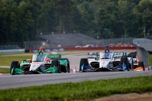 Colton Herta, Andretti Harding Steinbrenner Autosport Honda, Marco Andretti, Andretti Herta with Marco & Curb-Agajanian Honda