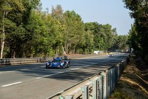 #33 High Class Racing - ORECA 07 - GIBSON: Kenta Yamashita, Mark Patterson, Anders Fjordbach