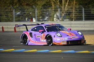 #56 Team Project 1 Porsche 911 RSR: Ben Keating, Felipe Fraga, Jeroen Bleekemolen