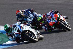 Eugene Laverty, BMW Motorrad WorldSBK Team, Leandro Mercado, Motocorsa Racing, Jonas Folger, Bonovo Action by MGM Racing