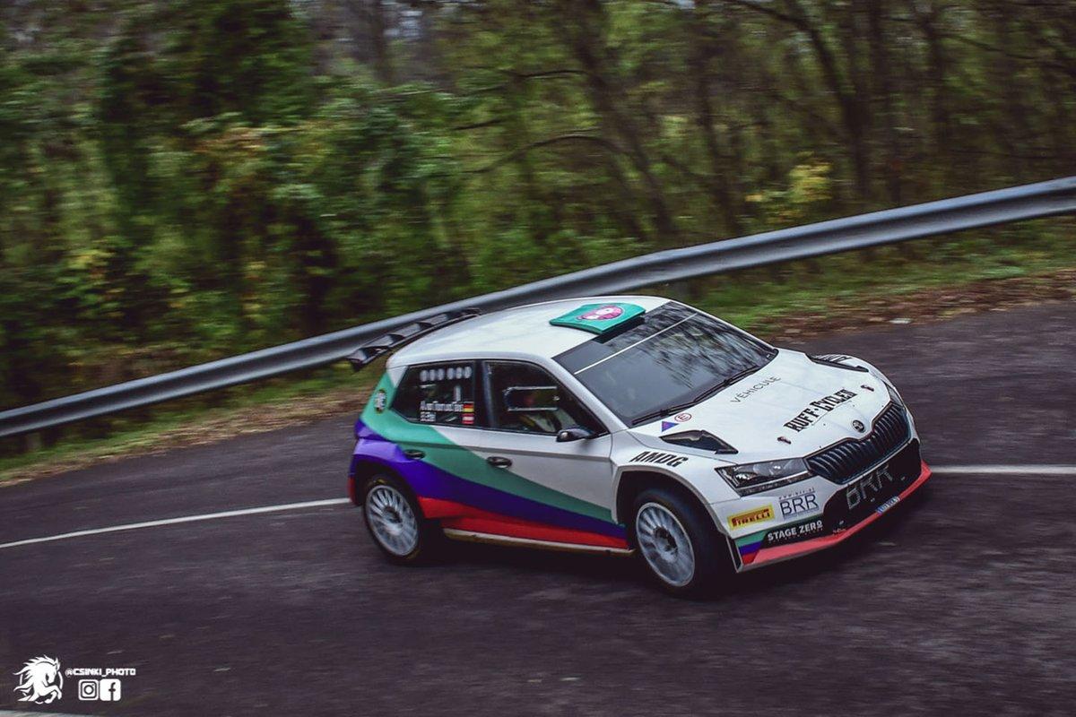 Albert von Thurn und Taxis, Bernhard Ettel, BRR – Baumschlager Rallye & Racing Team, Škoda Fabia R5