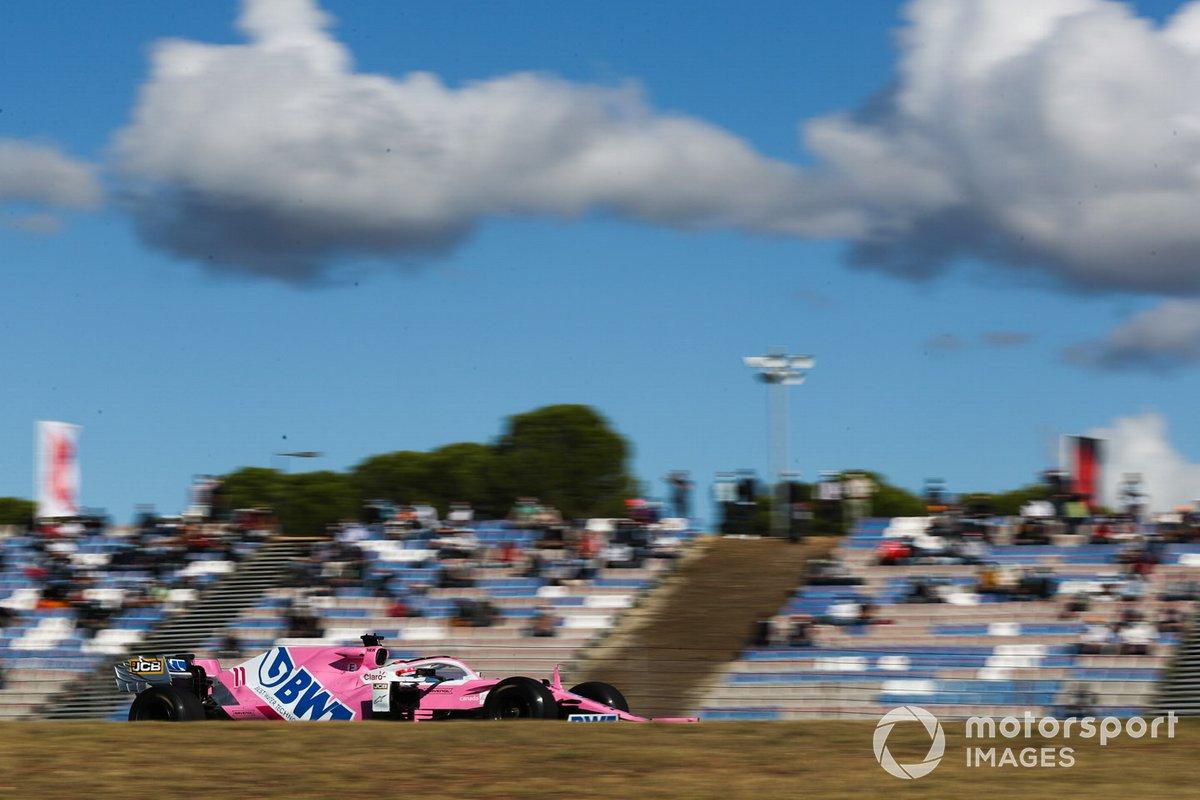 Sergio Párez, Racing Point RP20