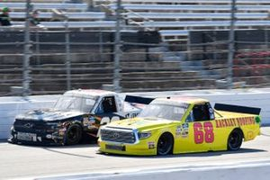 Clay Greenfield, Clay Greenfield Motorsports, Toyota Tundra Rackley Roofing, Spencer Boyd, Young's Motorsports, Chevrolet Silverado