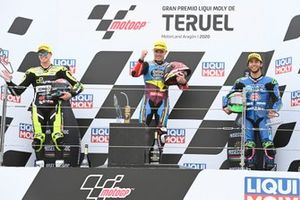 Fabio Di Giannantonio, Speed Up Racing, Sam Lowes, Marc VDS Racing, Enea Bastianini, Italtrans Racing Team