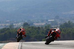 Chaz Davies, ARUBA.IT Racing Ducati, Scott Redding, Aruba.it Racing Ducati