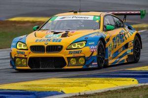 #96 Turner Motorsport BMW M6 GT3, GTD: Robby Foley III, Bill Auberlen, Dillon Machavern