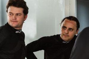 Lico Kaesemodel e Felipe Massa