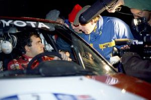 Carlos Sainz, Luis Moya, Toyota Celica GT4