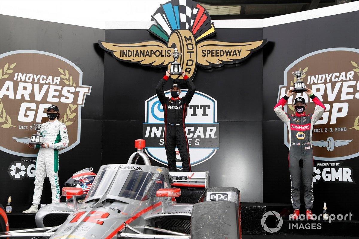 Ganador Will Power, Team Penske Chevrolet