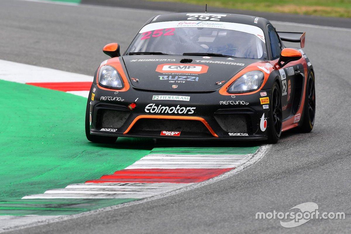 Gianluigi Piccioli, Sabino Marco De Castro, Vincenzo Sospiri Racing, Lamborghini Huracan GT3 Evo