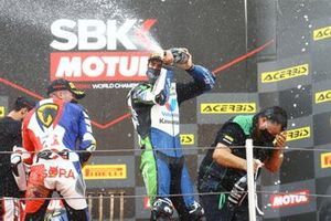 1. Tom Booth-Amos, RT Motorsports by SKM Kawasaki, 2. Samuel Di Sora, Leader Team Flembbo